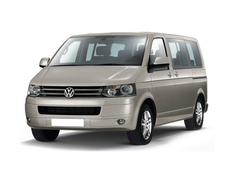 VW TRANSPORTER 9 SEATS